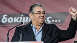 Κουτσούμπας: Ο Λαφαζάνης είναι καιροσκόπος πολιτικός, όχι