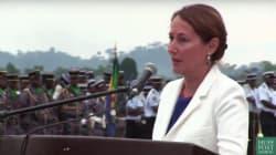 Gabon: le réchauffement climatique vu du