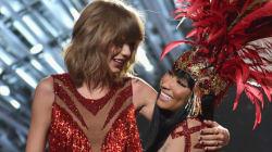 Taylor Swift, Nicki Minaj Surprise Everybody, Settle Their Feud With 'Bad