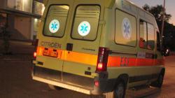 Δέκα τραυματίες από σύγκρουση τριών οχημάτων στην