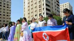 Le régime syrien inaugure un jardin à la gloire de... Kim