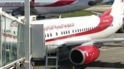 Aéroport Orly de Paris: un avion d'Air Algérie bloqué sur un taxiway après la rupture d'un piston de