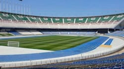Football: le stade du 5-Juillet est