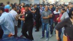 Les manifestants opposés au projet de loi sur la réconciliation économique bloqués par la police