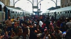 Flux migratoires: la Hongrie bloque les réfugiés, l'Europe