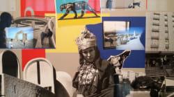 Kader Attia au musée des Beaux-Arts de Lausanne, Suisse, du 22 mai au 30 août