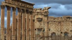 De Palmyre à Alep, la Syrie en guerre perd son