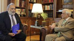 Παυλόπουλος: Εφιάλτης η εικόνα του μικρού παιδιού. Μεγάλη η ευθύνη της Ευρώπης στο