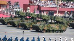 Επίδειξη δύναμης από την Κίνα στην παρέλαση για την 70ή επέτειο της Ημέρας της Νίκης επί της