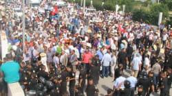 Les agriculteurs tunisiens en