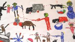 보코하람으로부터 살아남은 아이들의