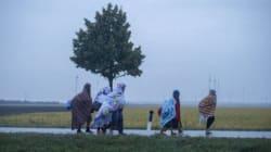 Les migrants quittent Budapest pour l'Autriche et