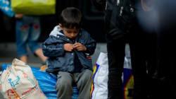 Des migrants arrivent par milliers en Autriche et en