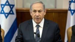 Netanyahu refuse qu'Israël soit