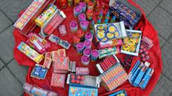 Les produits pyrotechniques classés substance sensible interdite à l'importation en