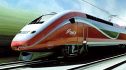 Une deuxième rame de TGV arrive aujourd'hui à