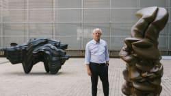Τony Cragg: Ένας από τους σημαντικότερους σύγχρονους γλύπτες στην πρώτη του έκθεση στην