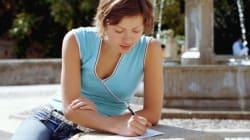 Warum sich Briefeschreiben