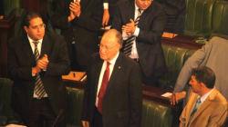 La retraite des ex-députés de l'Assemblée Nationale Constituante en 3