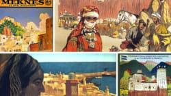 Le Maroc d'antan au travers des affiches illustrées du XXème
