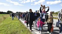 Η Δανία απέκλεισε δρόμους και σημεία διασύνδεσης με τη