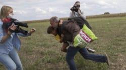 Le réfugié frappé par une journaliste hongroise bientôt entraîneur de foot en
