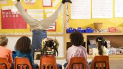 Η σχολική χρονιά ξεκινά, γονείς