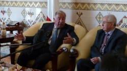 Bouteflika à Gerard Larcher: Daech est une