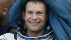 Retour sur Terre du cosmonaute ayant passé le plus de temps dans