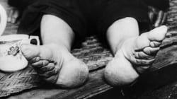 Είναι αυτός ο πραγματικός λόγος πίσω από το βάναυσο έθιμο με τα «δεμένα πόδια» στην