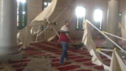 Mosquée al-Aqsa: l'esplanade fermée après l'intervention des forces israéliennes