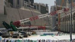 Catastrophe à La Mecque: loin des yeux, loin du