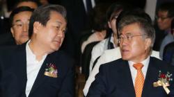 김무성, 문재인 '아프냐, 나도