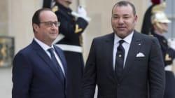 François Hollande en visite officielle à Tanger les 19 et 20