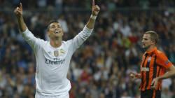 Ligue des champions: Ronaldo voit triple et le Real déroule contre