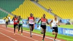 Jeux Africains: médaille d'argent pour Taoufik Makhoufi au 800