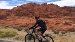 자전거 무전여행으로 미국을 횡단한