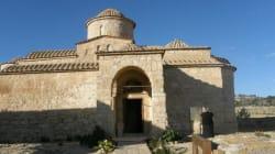 Ψηφιακός δίσκος για το περίφημο μνημείο του 6ου μ. Χ. αιώνα, τον συλημένο ναό της Παναγίας της Κανακαριάς, στο κατεχόμενο τμή...