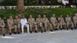 Plus de 30 généraux chez Bouteflika quelques heures après la mise à la retraite du général