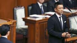 의회를 장례식장으로 만든 일본 참의원(사진,