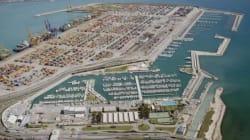Un prêt pour la construction du port Nador West Med et accélérer le développement de