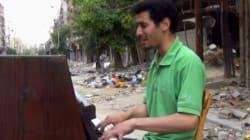 Το μακρινό ταξίδι του «πιανίστα της Συρίας» προς την Ελλάδα: Φίδια, αμμοθύελλες και ο φόβος του