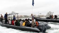 Plus de 2.200 migrants secourus au large de la