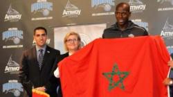 La NBA rend hommage au Maroc le 6