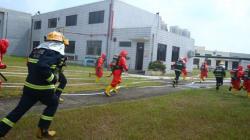 190 άνθρωποι υπέστησαν δηλητηρίαση σε άσκηση πυρασφάλειας στην