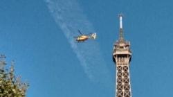 La Tour Eiffel fermée en raison d'une possible tentative