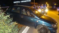 Τροχαίο δυστύχημα με δύο νεκρούς και μία τραυματία τα ξημερώματα στο