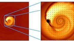 Έρχεται ο Αρμαγεδδών στο σύμπαν: Δύο υπερμεγέθεις μαύρες τρύπες έτοιμες να