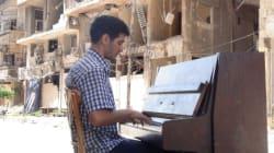 L'extraordinaire odyssée d'un pianiste syrien sur le chemin de l'Europe, selon ses propres