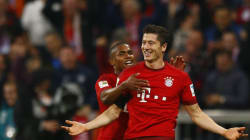 Allemagne: quintuplé de Lewandowski en 9 minutes, 6e victoire pour le